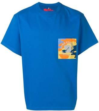 Acne Studios Fjällräven Räv patch T-shirt