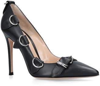 Gianvito Rossi Clash Pumps 105