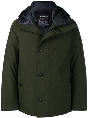 Woolrich hooded jacket