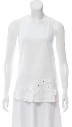 Thakoon Embellished Sleeveless Top
