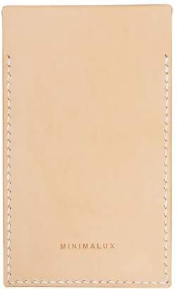Minimalux Leather iPhone 6/7 Sleeve