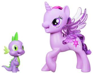 My Little Pony Twilight Sparkle Spike the Dragon Duet