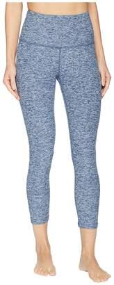 Beyond Yoga Spacedye High-Waisted Capri Leggings Women's Casual Pants
