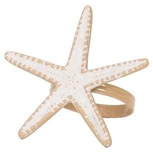 Birch Lane Sea Star Napkin Rings (Set of 6)