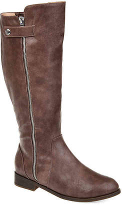 Journee Collection Kasim Wide Calf Boot - Women's
