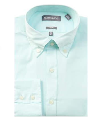 Michael Bastian Grey Label Gray Label Slim Fit Dress Shirt