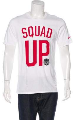 Nike Squad Up T-Shirt w/ Tags