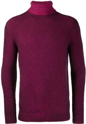 Avant Toi roll-neck sweater