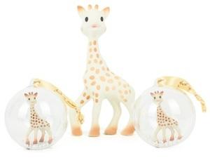 Sophie La Girafe My First Christmas Set