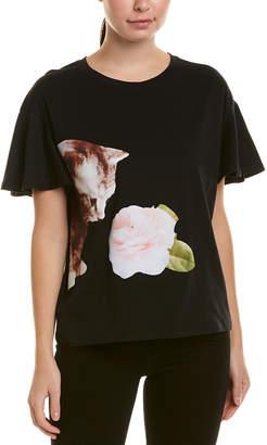 Paul & Joe Sister Cat Rose T-Shirt