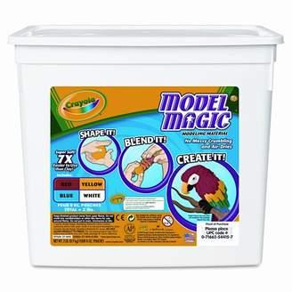 Crayola Model Magic Modeling Compound, 8 Oz Each, 2Lbs