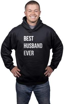 Crazy Dog T-shirts Crazy Dog Tshirts Best Husband Ever Funny Family Pull Over Sweater Hoodie