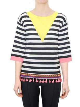 Rachel Zoe Zoe - Striped Sweater
