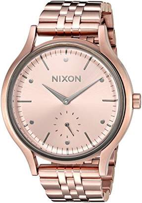 Nixon Women's 'Sala' Quartz Stainless Steel Watch