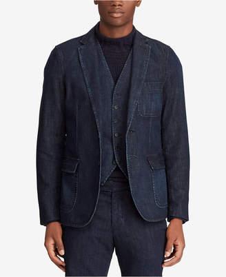 Polo Ralph Lauren Men's Morgan Denim Suit Jacket
