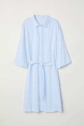 H&M Shirt Dress - White