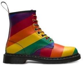 Dr. Martens Originals 1460 Pride Leather Boots
