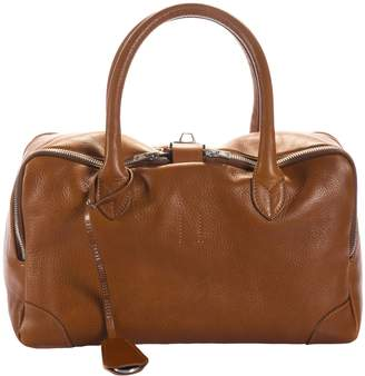 Golden Goose Smooth Zipped Tote