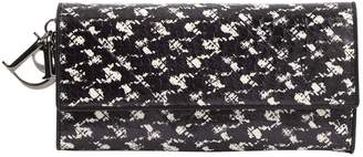 Christian Dior Black Water snake Purses, wallets & cases