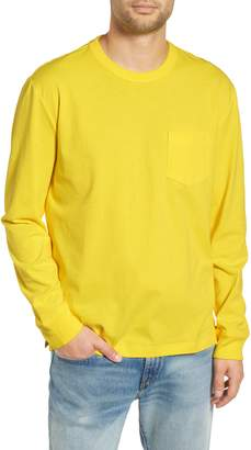 The Rail Long Sleeve Pocket T-Shirt