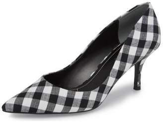 Charles by Charles David Gingham Heel