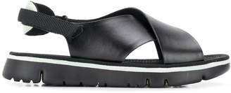Camper Oruga criss-cross sandals
