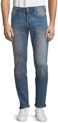 Scotch & Soda Ralston Scrape Textured Jeans