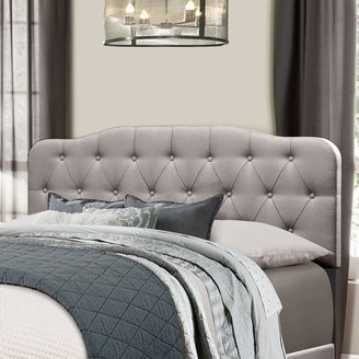 Hillsdale Furniture Nicole Headboard with Metal Frame, Multiple Sizes