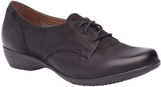 Dansko Lace Leather Loafers - Fallon
