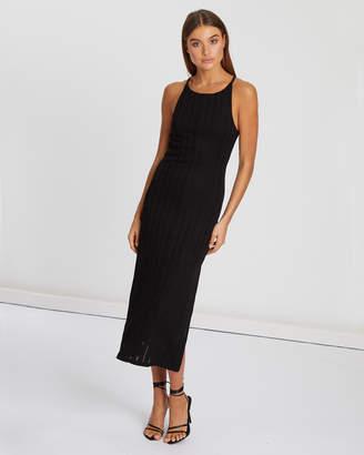 Keone Low Back Dress
