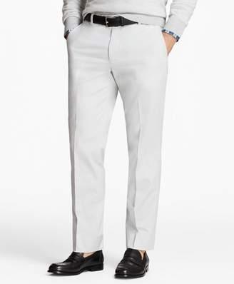 Brooks Brothers Milano Fit Supima Cotton Poplin Stretch Chinos
