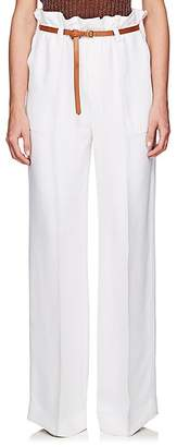 Chloé Women's Tech-Twill Relaxed Trousers