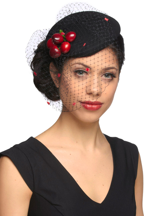Ophelie Hats The Berry Thought of You Hat