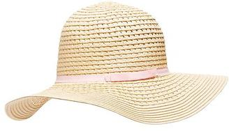 Floppy Straw Sun Hat for Toddler Girls $14.94 thestylecure.com