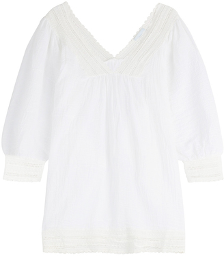 Eberjey Love Shack Zephyr Cover-Up $144 thestylecure.com