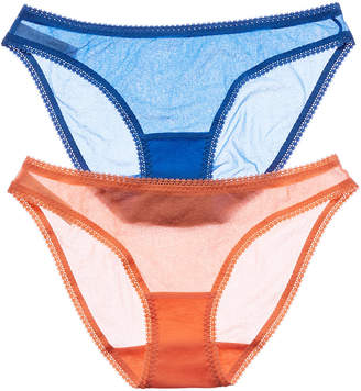OnGossamer Set Of 2 Panty