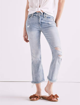 Lucky Brand AVA CROPPED FLARE