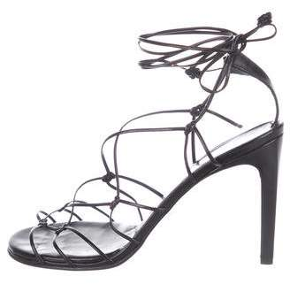 Stephane Kelian Vintage Leather Sandals