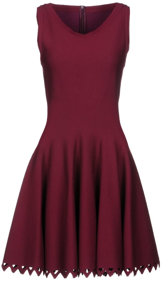 ALAÏA Short dresses