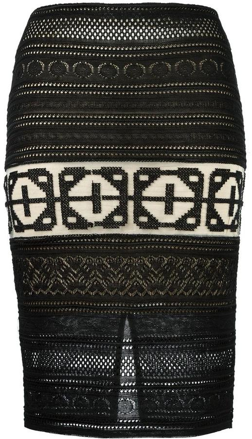Cecilia PradoCecilia Prado knit midi skirt