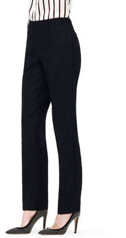 Club Monaco Harper Pinstripe Wool Pant
