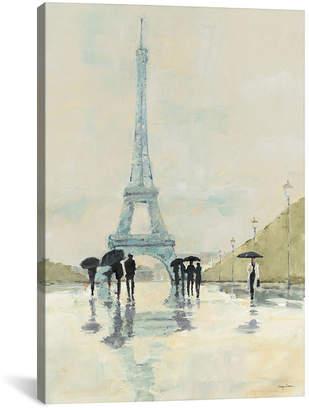 iCanvas April In Paris Canvas Art