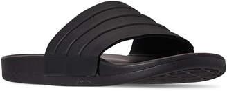 adidas Men Adilette Comfort Slide Sandals from Finish Line