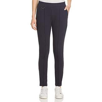 Kenneth Cole Women's Pintuck Detail Legging
