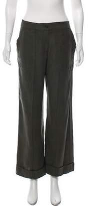 Raquel Allegra Crop Flare Trouser