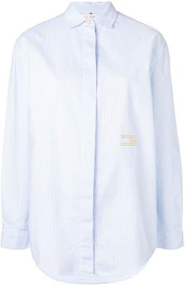 Tommy Hilfiger Tommy Icons striped boyfriend shirt