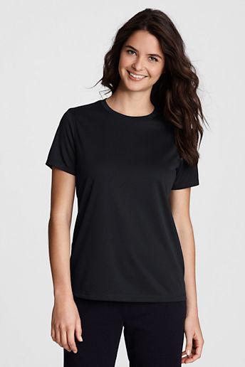 Lands' End Women's Performance T-shirt