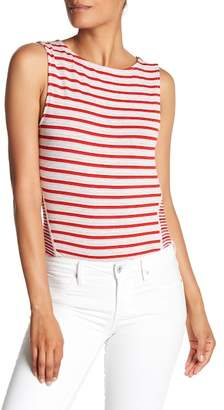 Three Dots Double Face French Terry Easy Tank Top