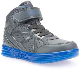 Geox Argonat High Top Waterproof Sneaker
