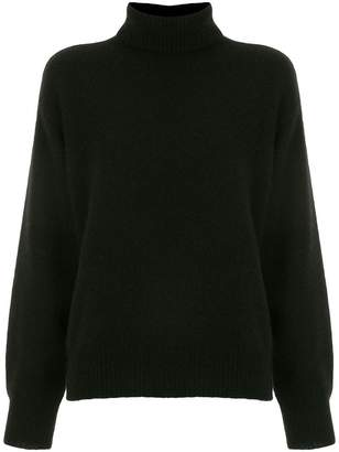 G.V.G.V. turtle neck jumper